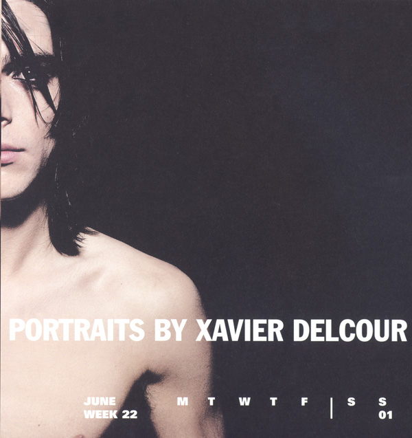 Picture from Xavier Delcour in June 2003.